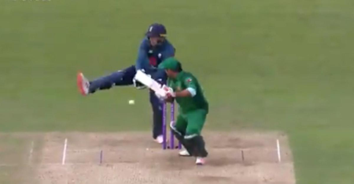England vs Pakistan: Jos Buttler imitates Dhoni's tactic to run-out Sarfaraz Ahmed in 5th ODI, watch