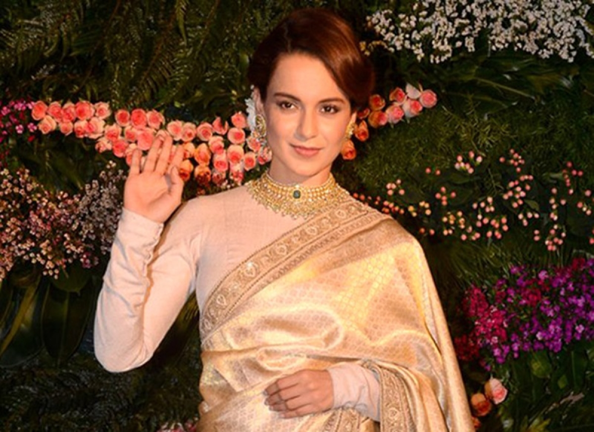 Kangana Ranaut reveals she will be sporting a saree for Cannes Film Festival 2019