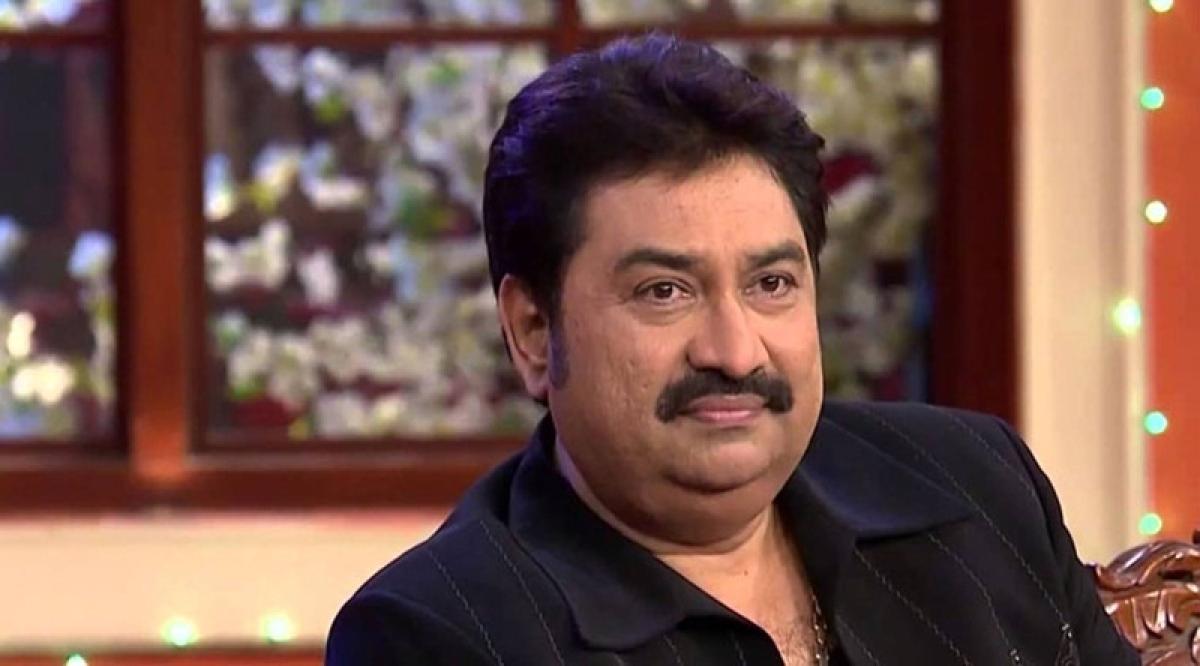 Singer Kumar Sanu's dad once slapped him for singing