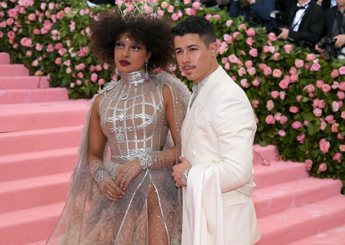 Priyanka Chopra, Nick Jonas return to Met Gala 2019 as a married couple