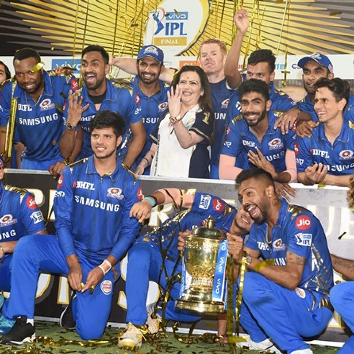 IPL 2020: Mumbai Indians to take on Chennai Super Kings in tournament opener on September 19