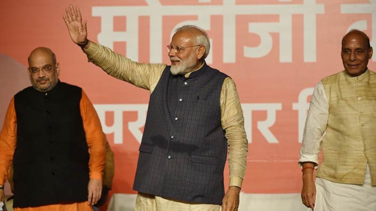 Bhopal: Narendra Modi's nationalism, Hindutva plea swayed voters: MLA