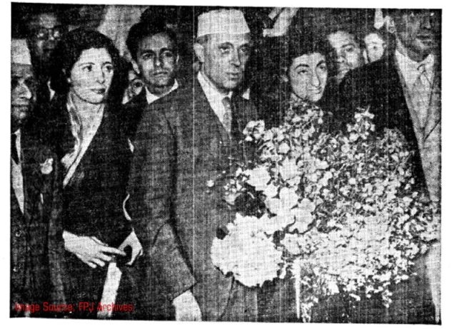 Jawaharlal Nehru death anniversary: 10 pictures of India's first PM from FPJ archives
