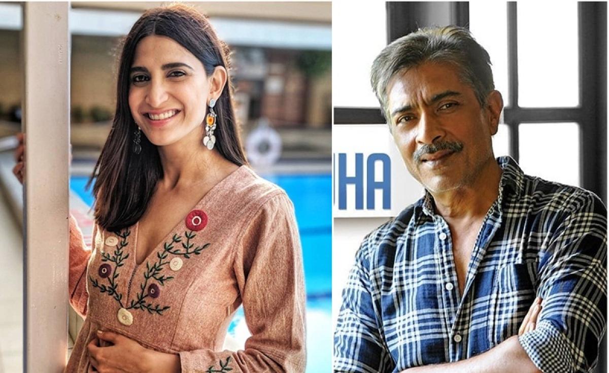 Prakash Jha's remark was on scene, not me: Aahana Kumra