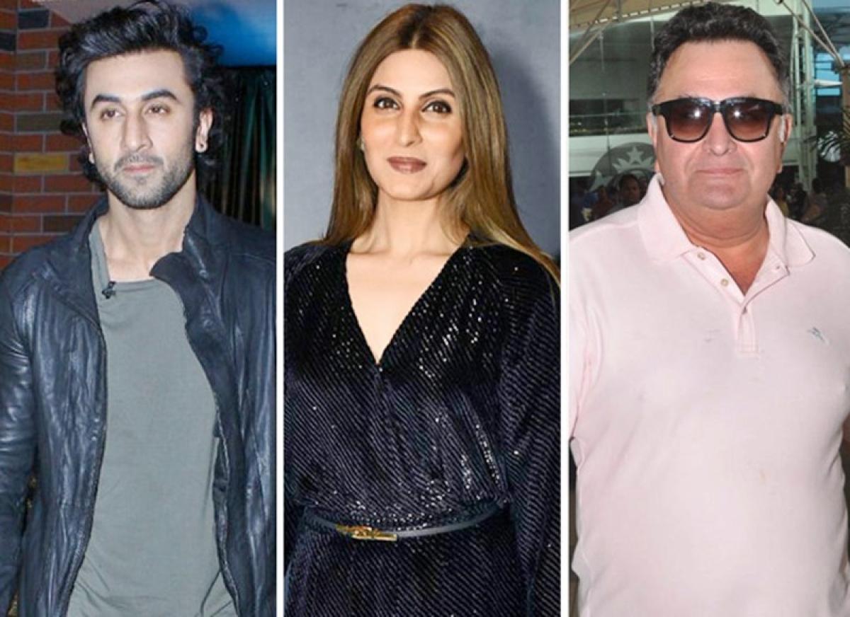 Neetu stood by me like a rock; Ranbir, Riddhima shouldered my problems: Rishi Kapoor reveals he is cancer-free