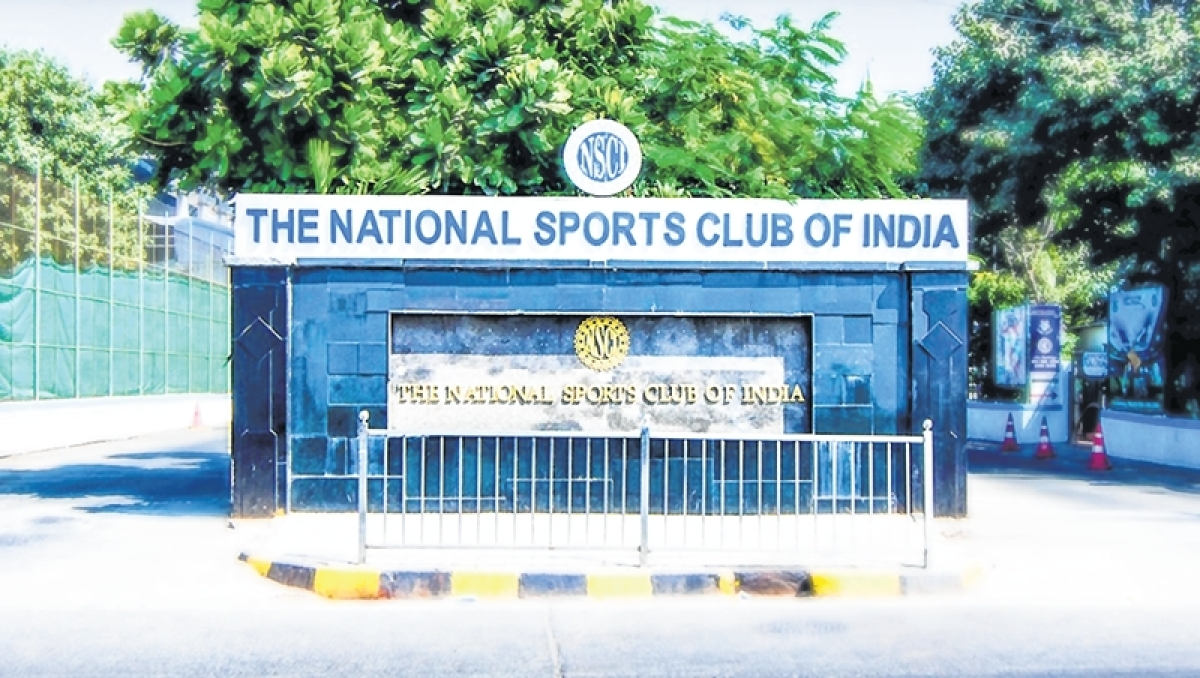 Female club member wanted to defame me: NSCI member