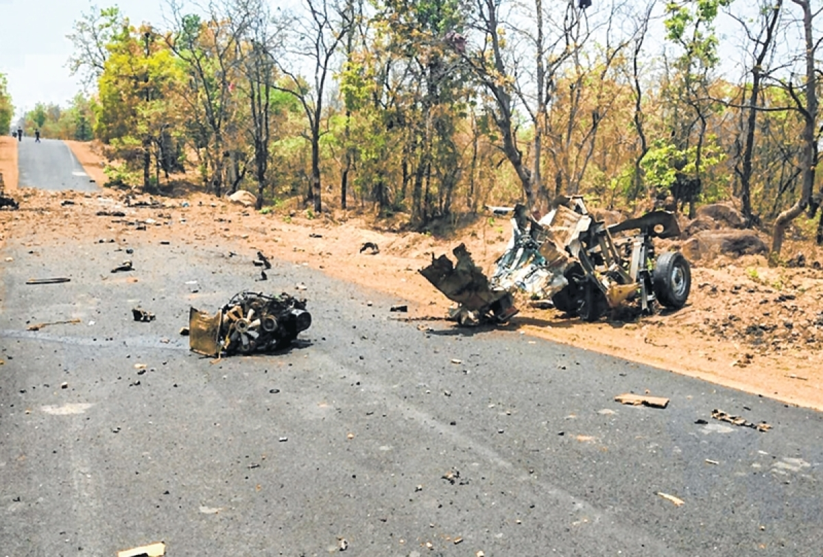 Naxal menace will be dealt with stronger force: CM Devendra Fadnavis