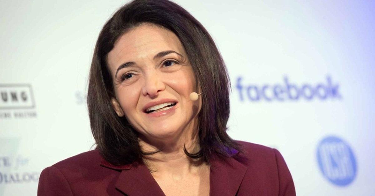 No benefit in breaking up Facebook: COO Sheryl Sandberg