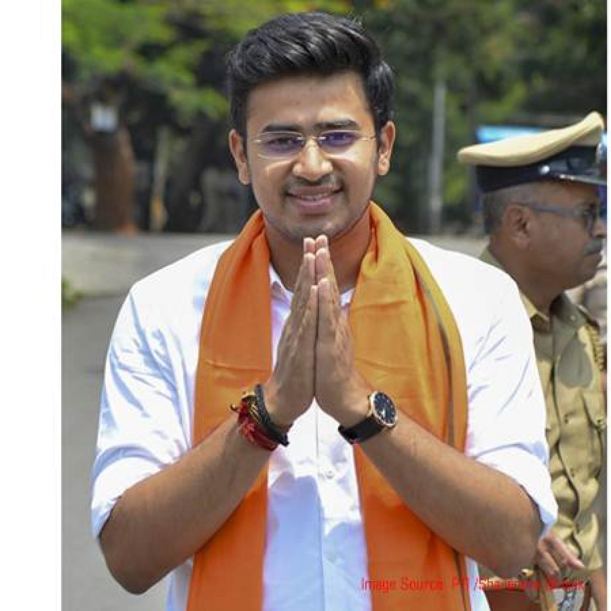 After Hyderabad, BJP to deploy Yogi Adityanath, Tejasvi Yadav in Tamil Nadu ahead of Assembly polls