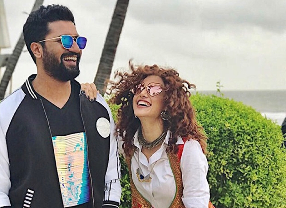I can play Udham Singh's role better: Taapsee Pannu on Vicky Kaushal's upcoming biopic