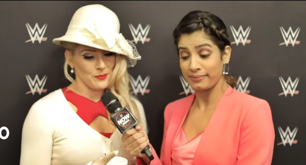 WWE Universe gets a Bollywood punch