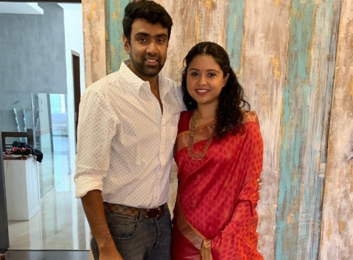 Caught and bowled': R Ashwin's wife Prithi's uncomfortable ...