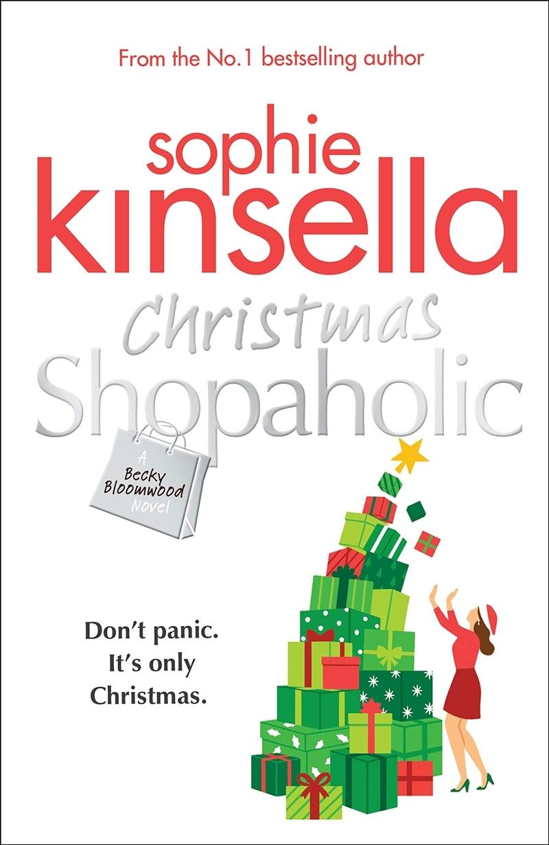 Book Review- Christmas Shopaholic
