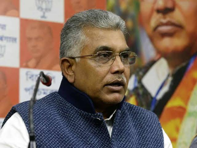 Dilip Ghosh made BJP national vice president; Balurghat MP Sukanta Majumdar appointed West Bengal party chief