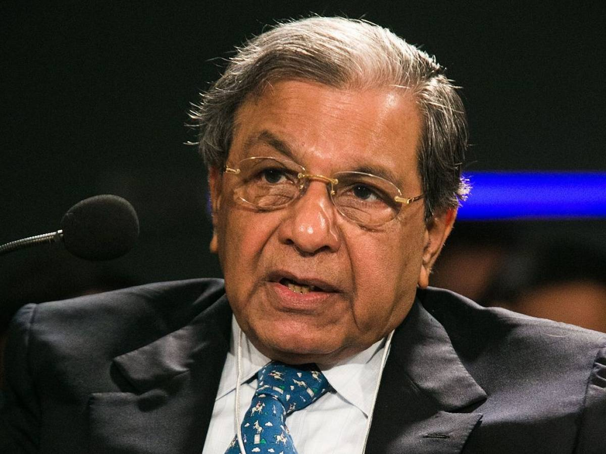 Chairman of the NK Singh Finance Committee