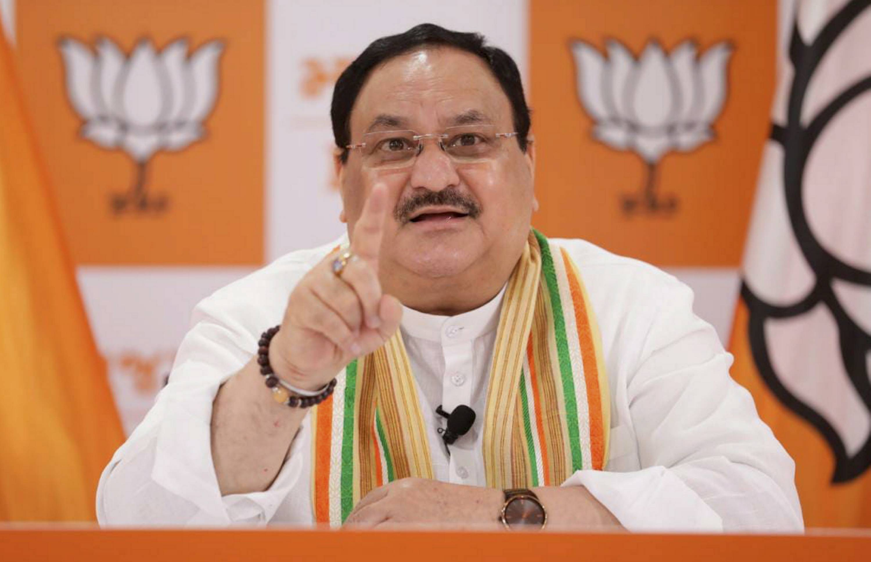 Visit to the US proves that world views India differently under leadership of PM Modi, says JP Nadda