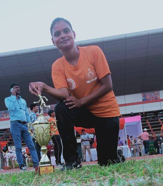 Central Railway deploys its fastest female athlete at Wadala station to keep an eye on miscreants