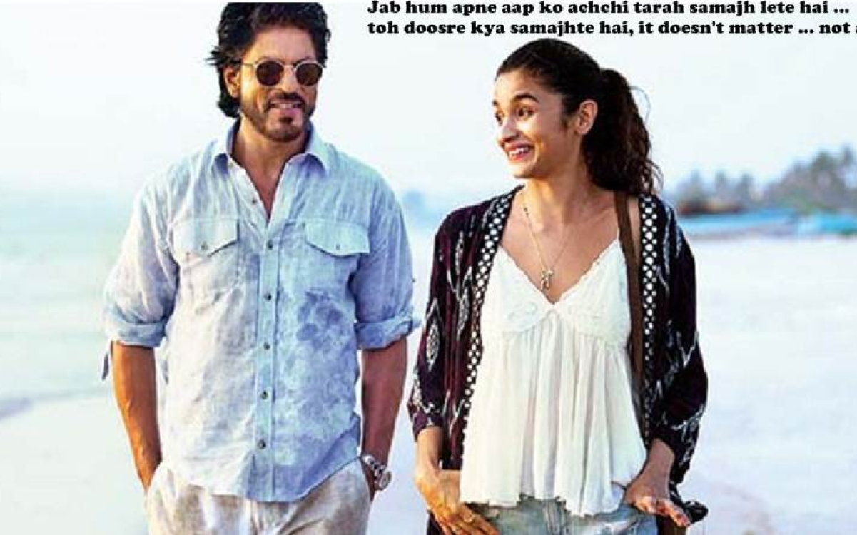 10 life hack dialogues from Dear Zindagi which will make your life