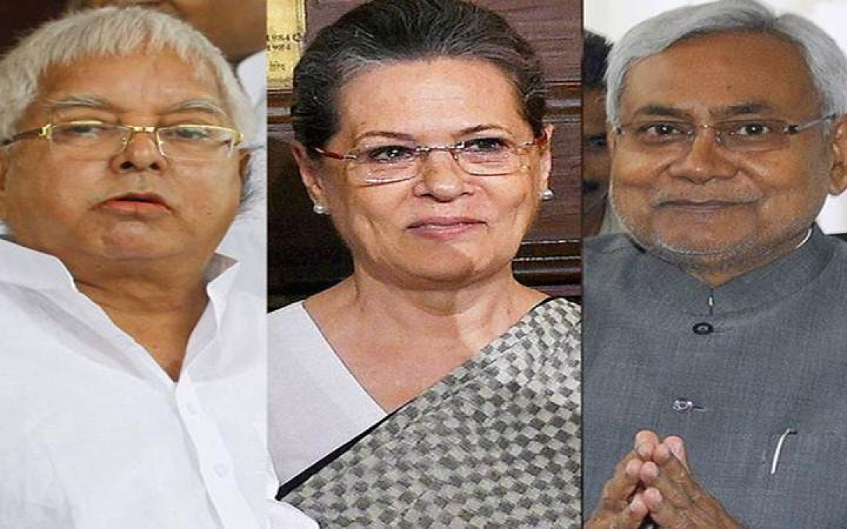 Stitch up differences, keep BJP out, Sonia Gandhi tells Nitish ...