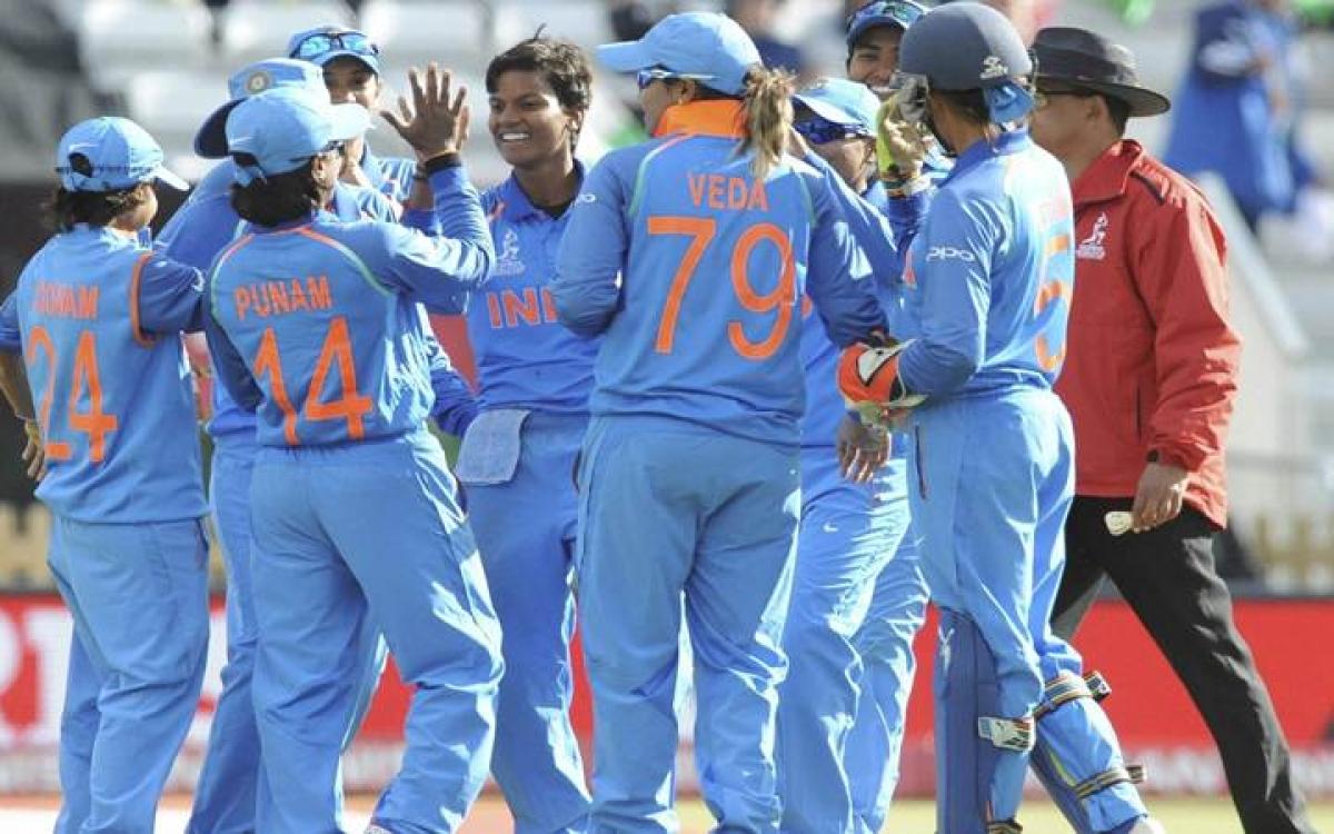 South Africa Women Vs India Women 2018 3rd T20i Live Score