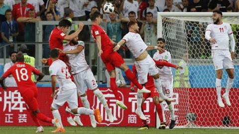 FIFA World Cup 2018: England's dramatic win against Tunisia
