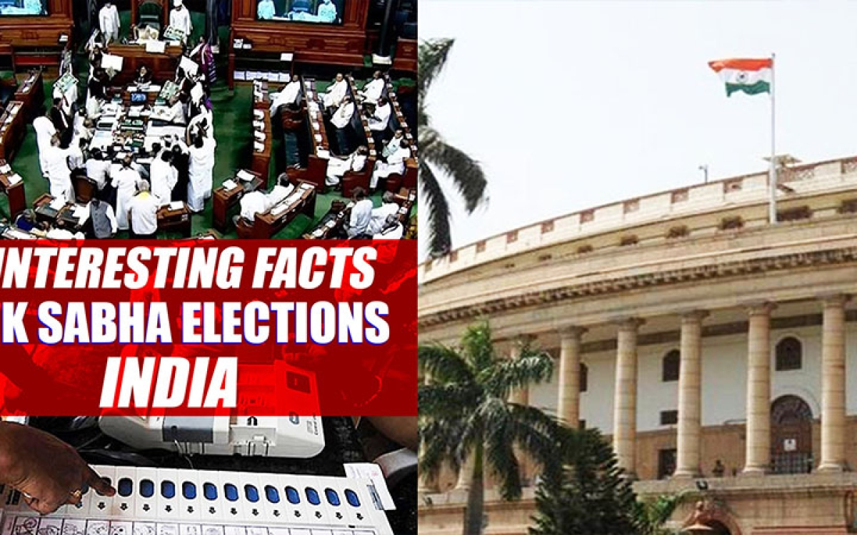 Interesting Facts About Lok Sabha Elections In India Interesting