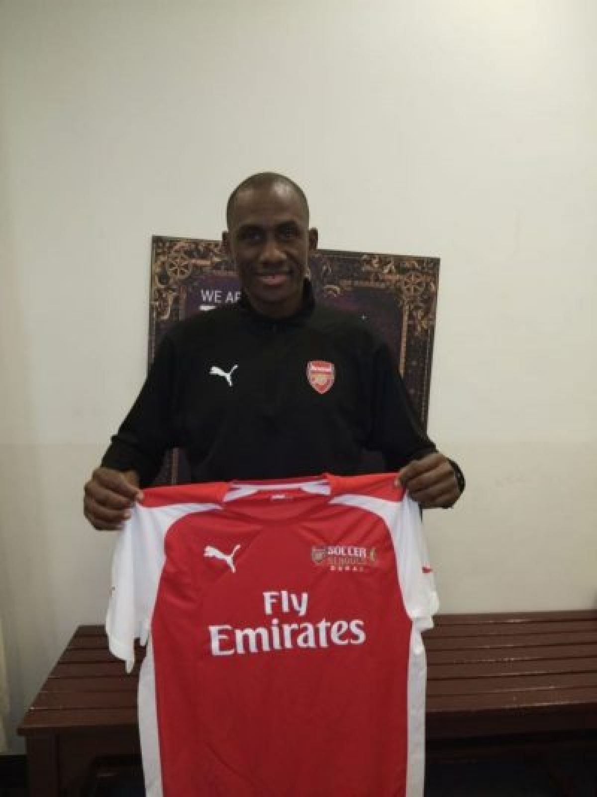 Former MFM Coach, Anyanwu Appointed As Arsenal Academy Manager