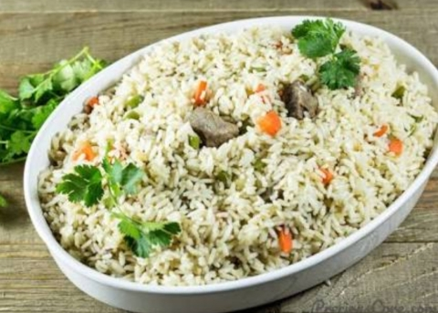 Make Mouthwatering Coconut Rice in These Easy Steps