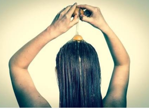 Ladies! Give Your Hair A Natural Sheen With Egg Yolk