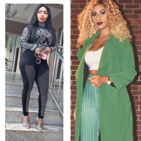 Halima Abubakar Picks Argument With Juliet Ibrahim