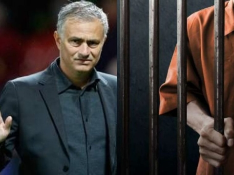 Jose Mourinho Gets One Year Jail Term For Tax Evasion In Spain