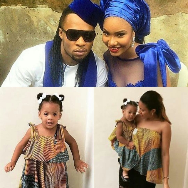 Ex-Beauty Queen and Flavour's Baby Mama, Anna Ebiere, Sparks Pregnancy Rumours