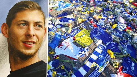 Footballing World Mourns Emiliano Sala