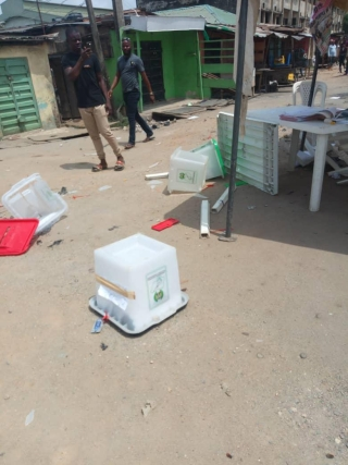 Video: Violence and Insecurity Threaten Electoral Process as Credible Results  Hang in the Balance (Opinion)