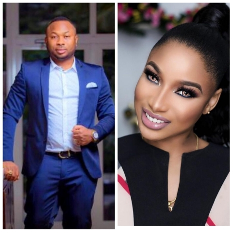 Tonto Dikeh and Estranged Husband Churchill battle over Son's Name
