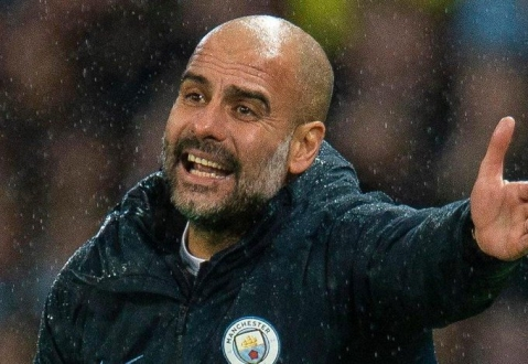 Chelsea And Manchester United Still In Title Race - Pep Guardiola
