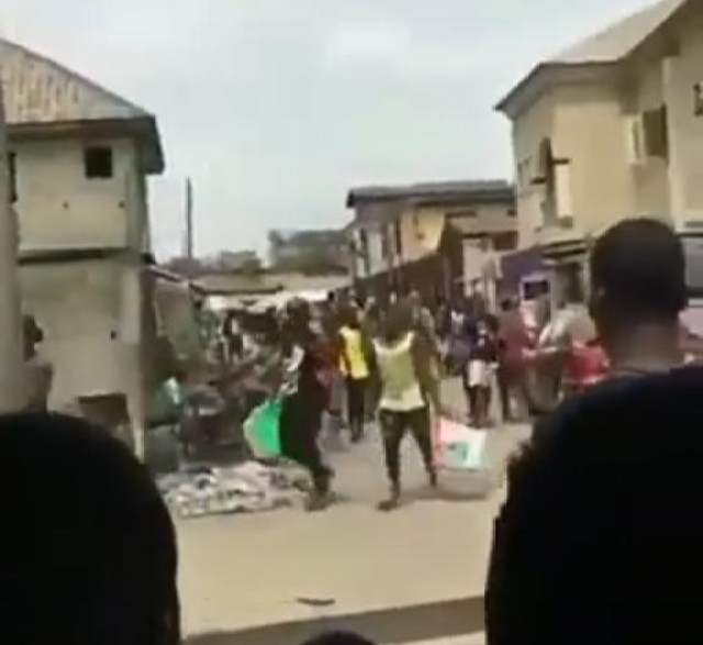 Election Violence in Lagos