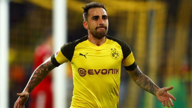 Paco Alcacer Signed Permanently To Dortmund From Barca