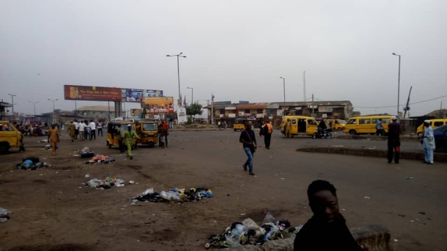 Lagos After Election Postponement