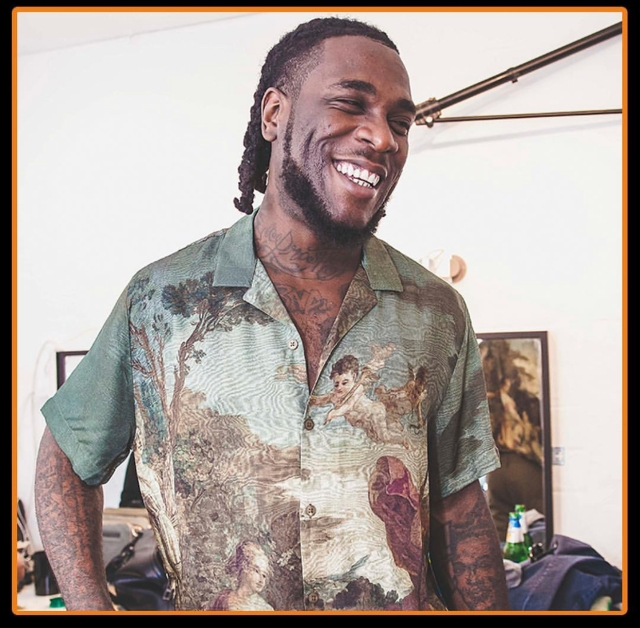 """Don't trust love from a whore!"" Trouble in Paradise for Burna Boy and Stefflon Don?"