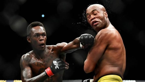 Who Is MMA's Nigerian Rising Star Israel 'The Stylebender' Adesanya?