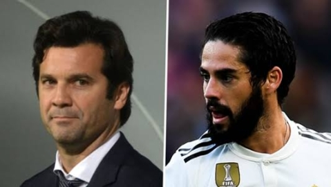 Isco Is Not Fit Enough To Play For Madrid - Real Madrid Coach Solari