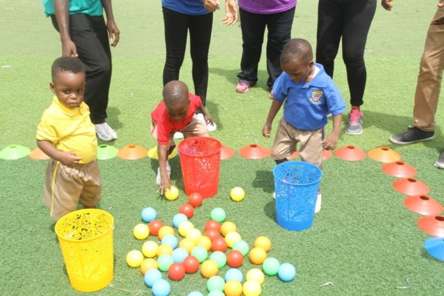 Fun and Colour at the Artville School Inter-House Sports