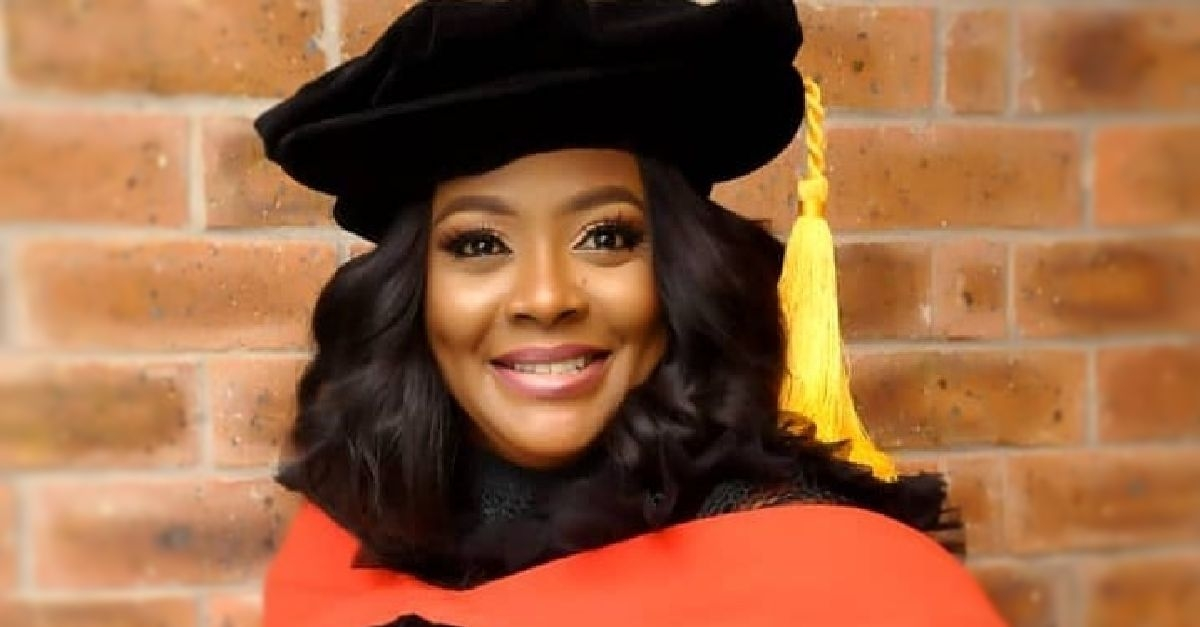 Helen Paul Becomes First Stand-Up Comedian In Nigeria To Bag A PhD