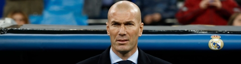 Zinedine Zidane - Happenings