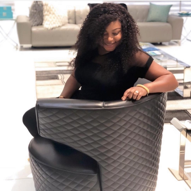 Actress Ruth Kadiri Finally Reveals Husband's Identity