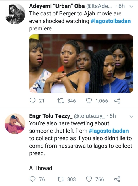 #LagostoIbadan: Lagos Girl Fakes Her Kidnap To Have S*x In Ibadan