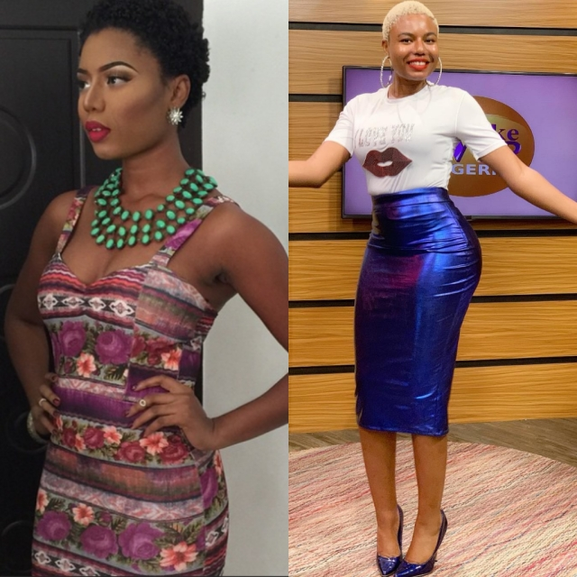 Nancy Isime Joins Other Celebrities To Get 2.5 Million Butt