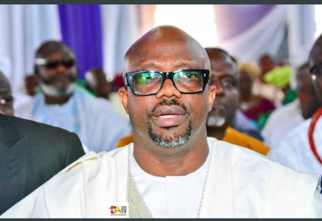 See The Notable Personalities That Attended Dapo Abiodun's Victory Party