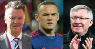 Louis Van Gaal Was Better Than Ferguson Tactically - Rooney